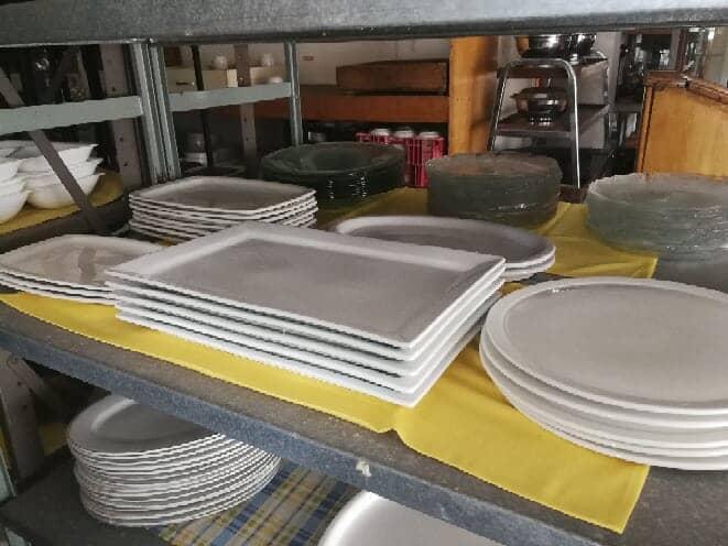 Platter plates